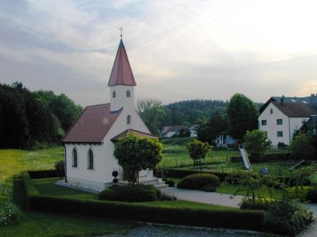 Kapelle in Oberreuth